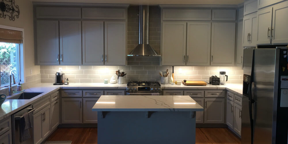 Borell Upper Kitchen after